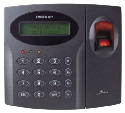 Fingerprint Time Attendance System in Bangladesh Finger007