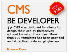 CMS Developer Bangladesh
