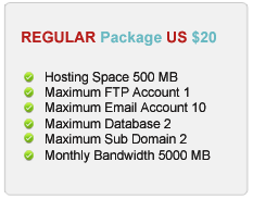 Domain Package Bangladesh